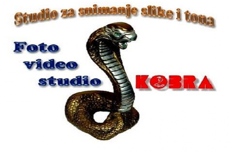 Foto video studio Kobra