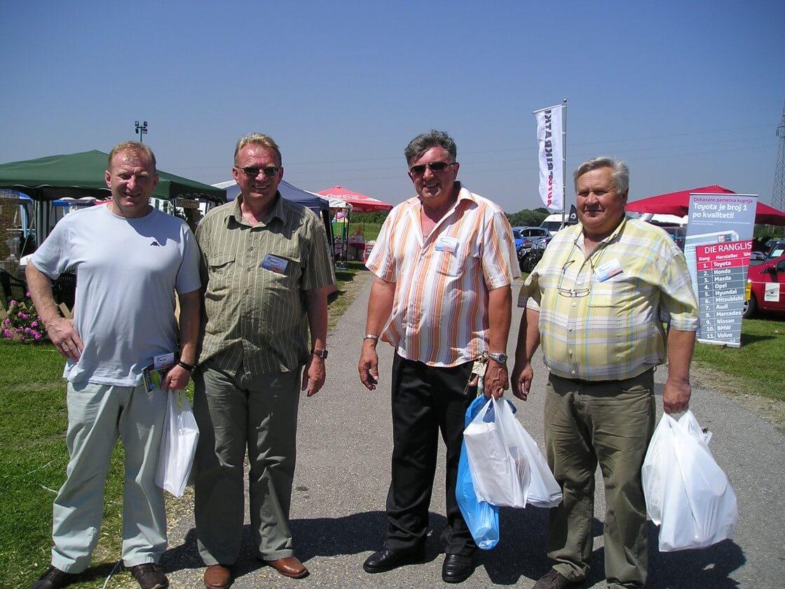obrtnici - članovi OK BBŽ