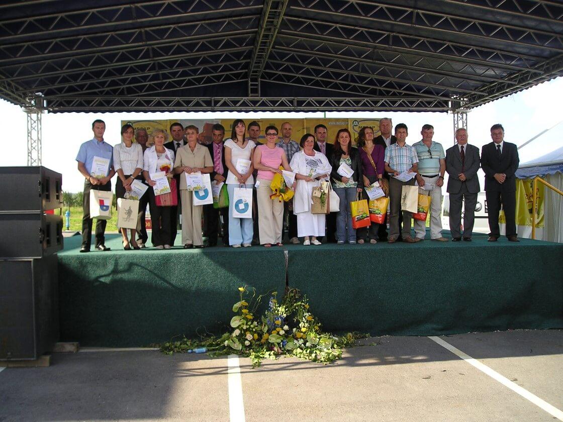 predstavnici dobitnika priznanja
