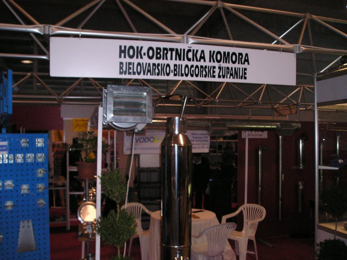 Štand OK Bjelovar